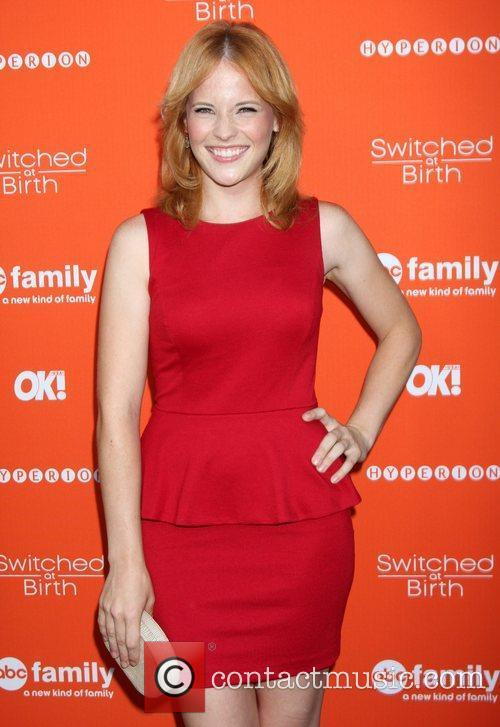 Katie Leclerc 'Switched at Birth' fall premiere and...