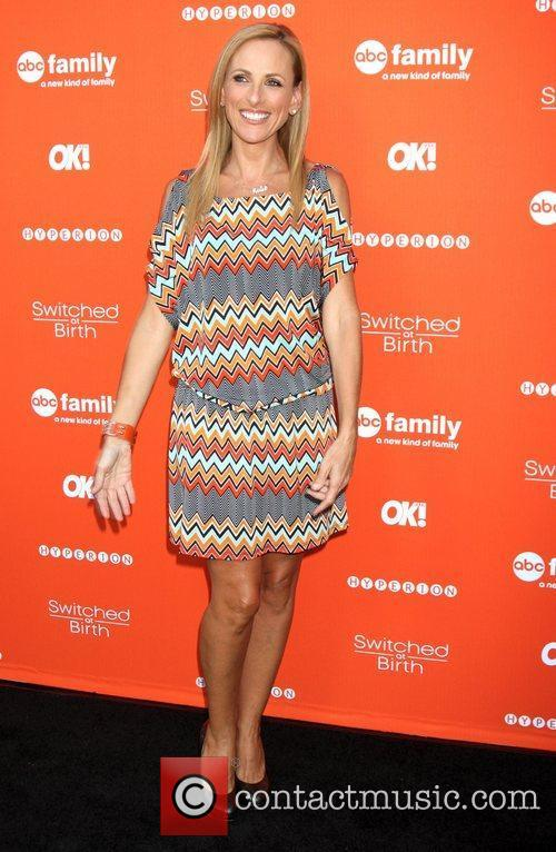 Marlee Matlin 'Switched at Birth' fall premiere and...