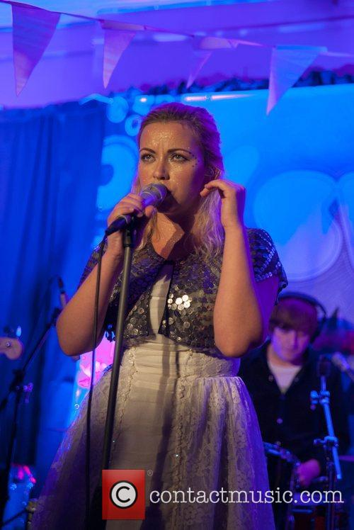 charlotte church performing at dempseys during swn 4134547