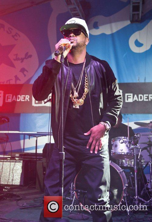 The FADER FORT Presented by CONVERSE at the...