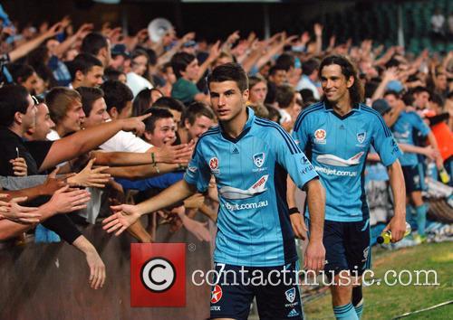 Sydney FC v Central Coast Mariners at Allianz...