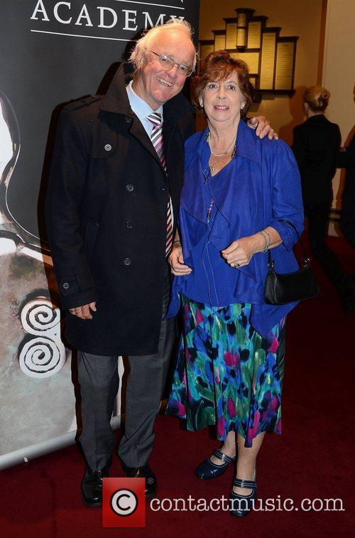 Frank Kelly and Barbara Kelly The IFTA John...