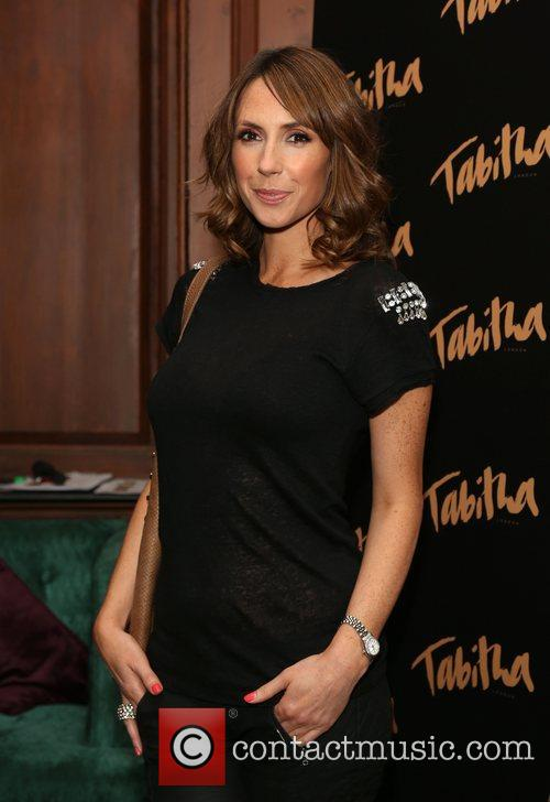 Tabitha London re-launch party at the Cavendish Square...