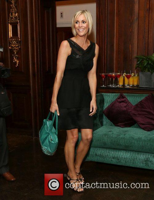 Jenni Falconer Tabitha London re-launch party at the...