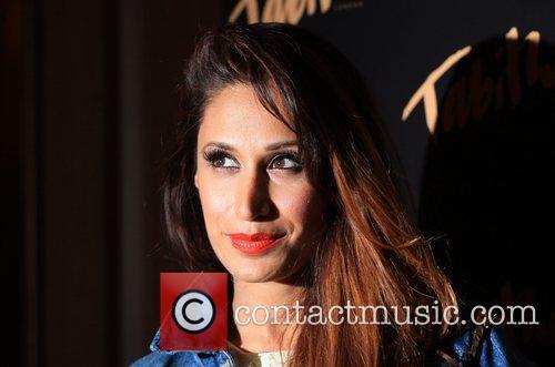 Preeya Kalidas Tabitha London re-launch party at the...