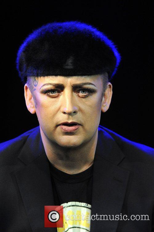 boy george cast attends photocall for taboo 5910064