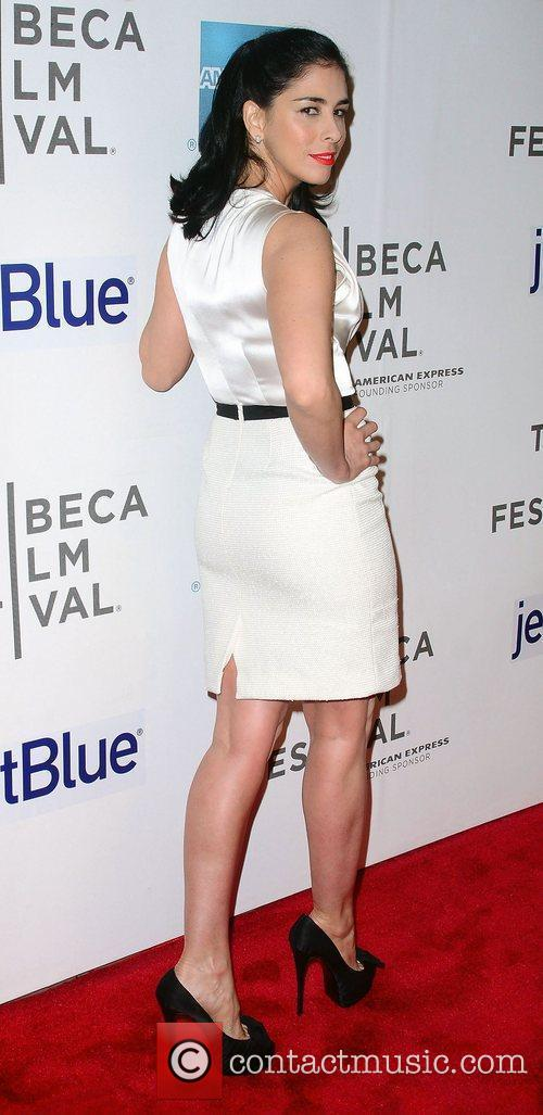 Sarah Silverman and Tribeca Film Festival 1