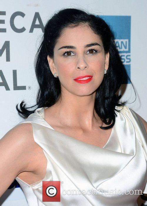 Sarah Silverman and Tribeca Film Festival 9