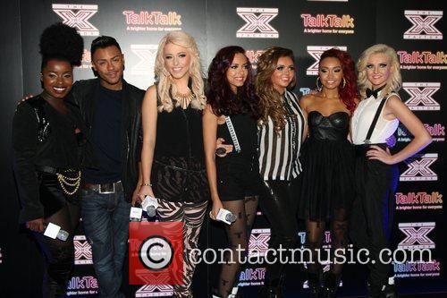 Amelia Lily and X Factor 9