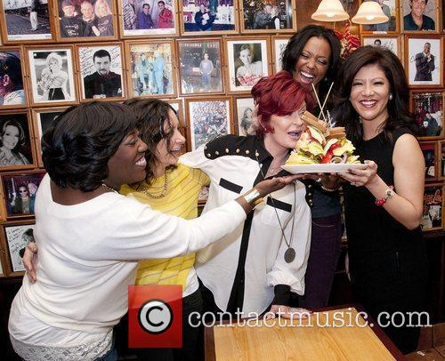 The hosts of CBS' 'The Talk' unveil the...