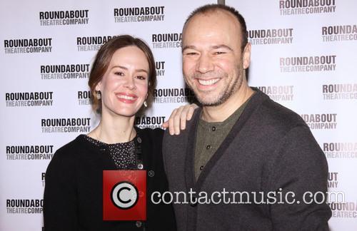 Sarah Paulson; Danny Burstein 'Talley's Folly' Broadway photocall...