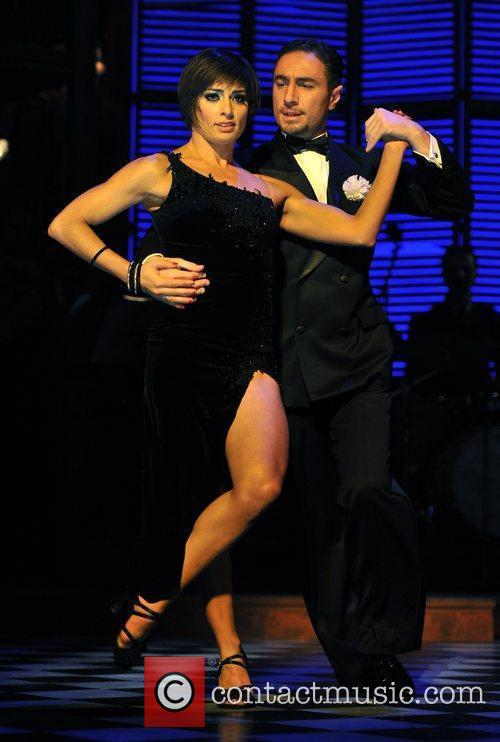 Vincent Simone, Flavia Cacace Midnight Tango - photocall...