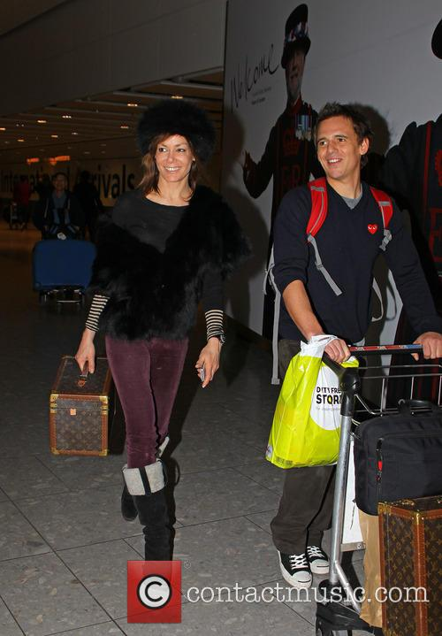 Tara Palmer-tomkinson, Heathrow Airport and Louis Vuitton 7