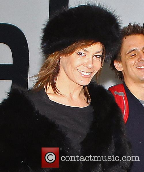 Tara Palmer-tomkinson, Heathrow Airport and Louis Vuitton 2