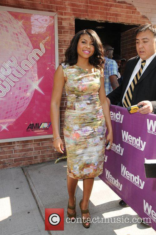 Taraji P Henson and Wendy Williams 3