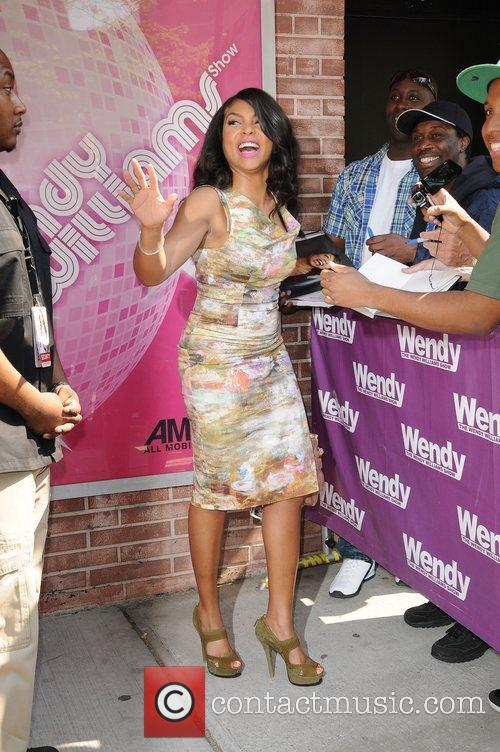 Taraji P Henson and Wendy Williams 4