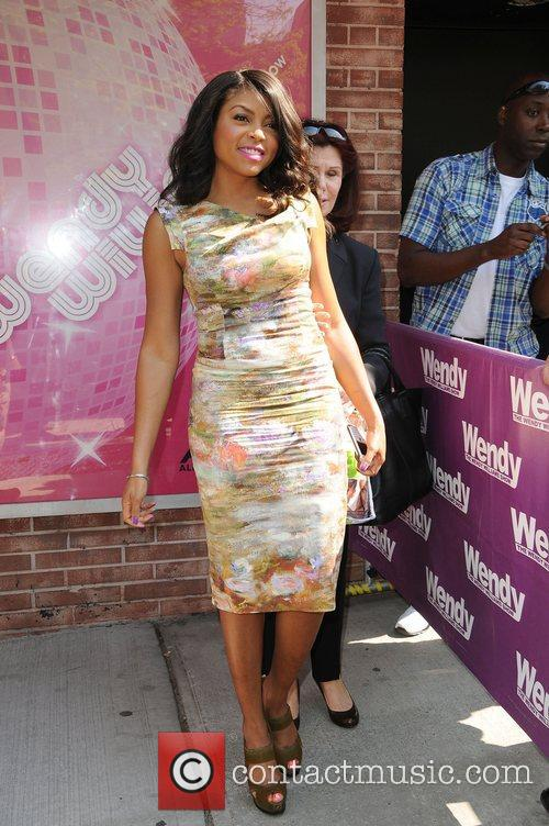Taraji P Henson and Wendy Williams 1