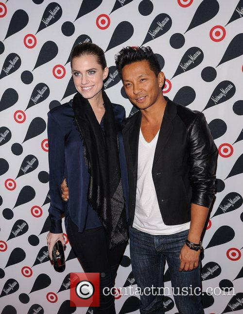 Allison Williams and Prabal Gurun 4