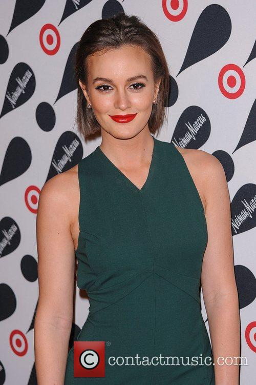 leighton meester target neiman marcus holiday collection 5959438