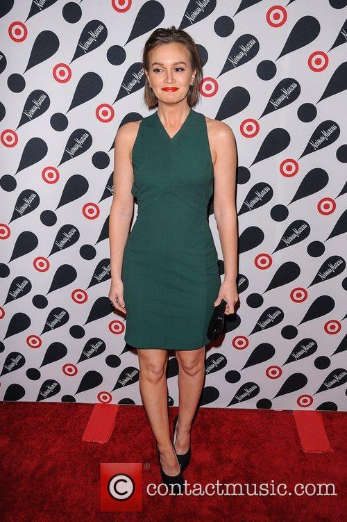 Leigton Meester, Target  Holiday Collection Party