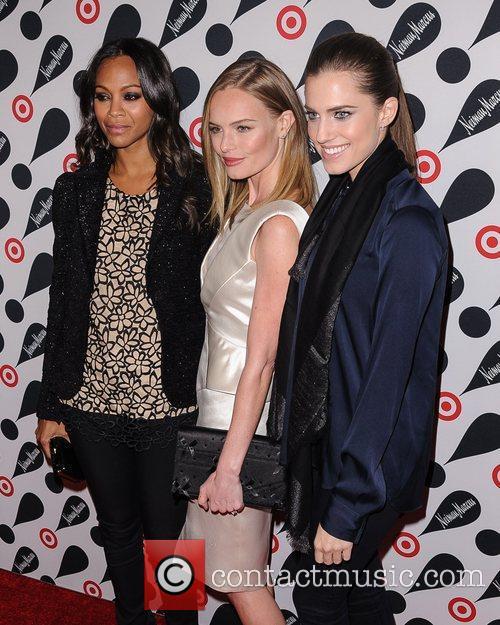 Zoe Saldana, Kate Bosworth and Allison Williams 4