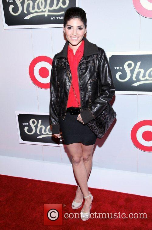 Amanda Setton  The Shops At Target Launch...