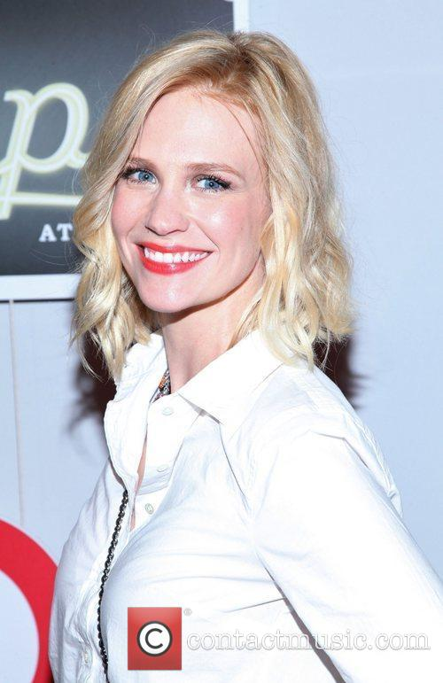 January Jones  The Shops At Target Launch...