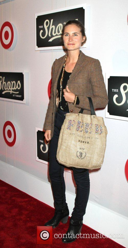 The Shops At Target Launch Party at the...