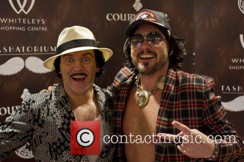 The Cuban Brothers, Tashatoruim, Whiteleys Shopping Centre and Movember 6