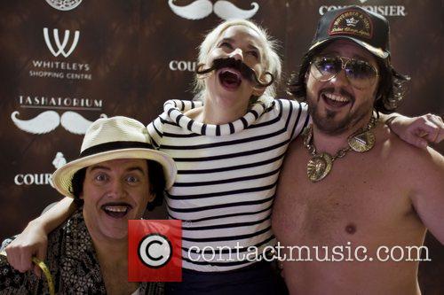 The Cuban Brothers, Tashatoruim, Whiteleys Shopping Centre and Movember 7