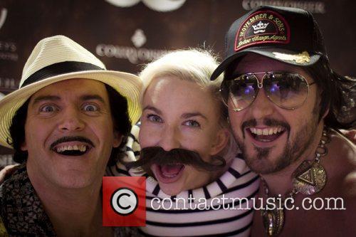 The Cuban Brothers, Tashatoruim, Whiteleys Shopping Centre and Movember 13