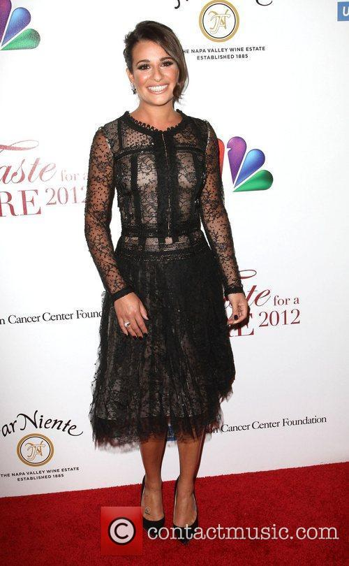 lea michele the jonsson cancer center foundations 3838594