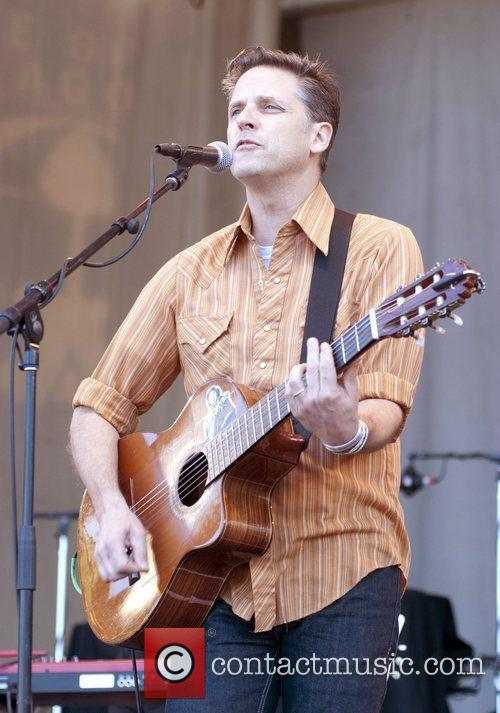 Performing live at Taste of Chicago 2012