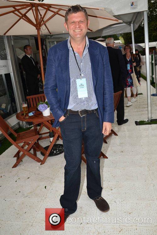 Brendan O'Connor  Taste of Dublin 2012, held...