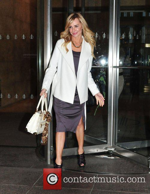 Taylor Armstrong leaves Sirus Radio.