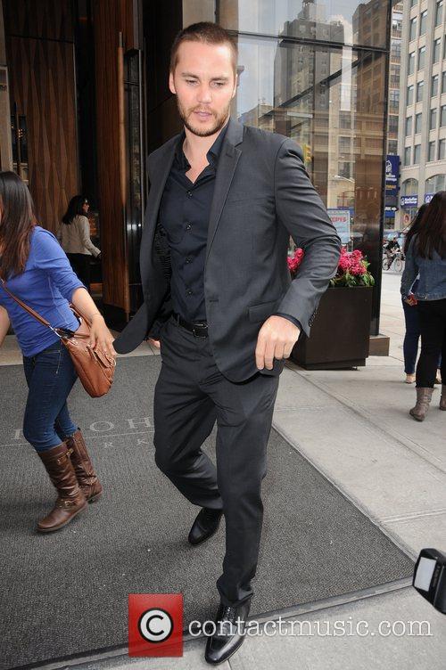 Taylor Kitsch and Manhattan Hotel 5