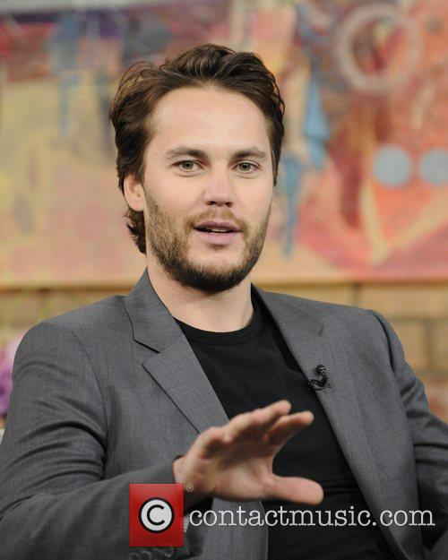 Taylor Kitsch  appears on The Marilyn Denis...