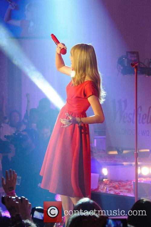 Taylor Swift, Christmas, Westfield, London, England and Westfield Shopping Centre 19
