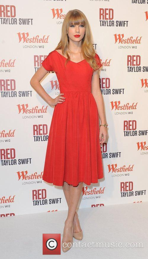 Taylor Swift, Westfield Shopping Centre