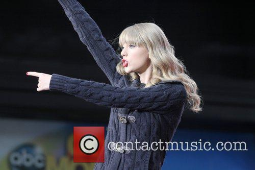 Taylor Swift, Times Square, Good Morning America, Times Square and Good Morning America 12