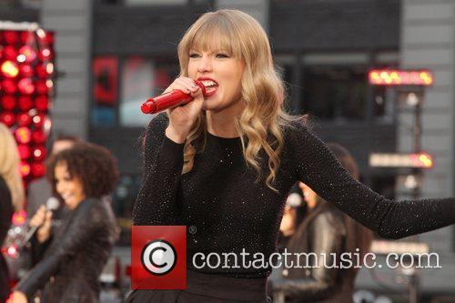 Taylor Swift, Times Square, Good Morning America, Times Square and Good Morning America 22