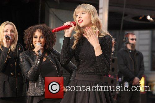 Taylor Swift, Times Square, Good Morning America, Times Square and Good Morning America 21