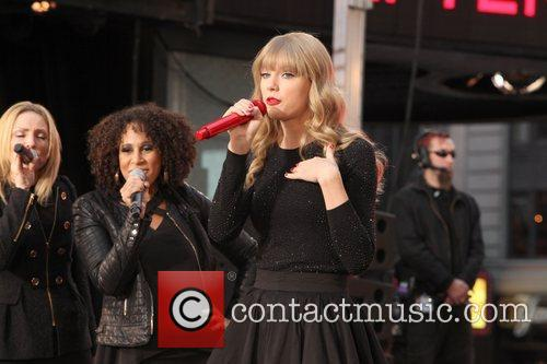 Taylor Swift, Times Square, Good Morning America, Times Square and Good Morning America 24