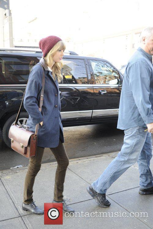 Taylor Swift, Chelsea and Manhattan 1