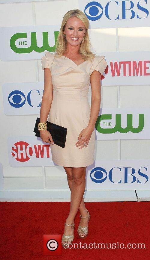 Brooke Anderson CBS Showtime's CW Summer 2012 Press...