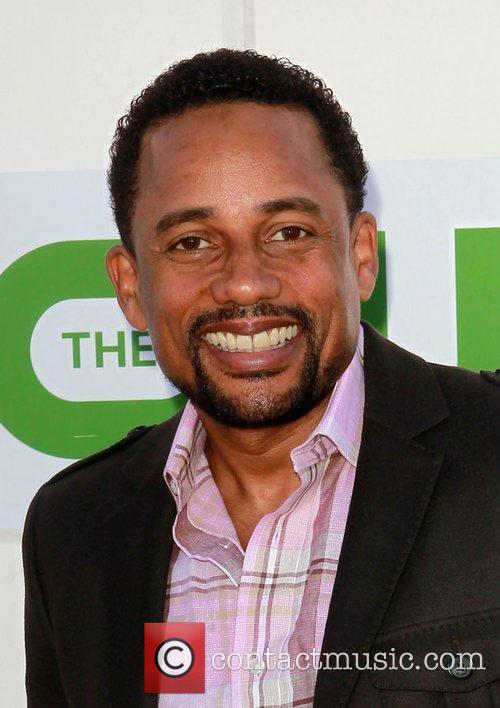 Hill Harper and Beverly Hilton Hotel 1