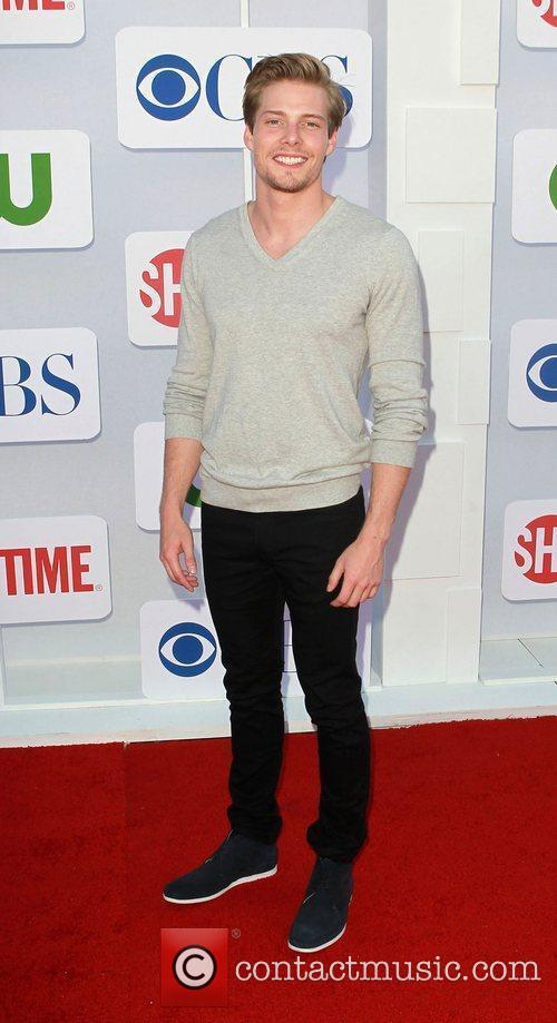 Hunter Parrish and Beverly Hilton Hotel 3