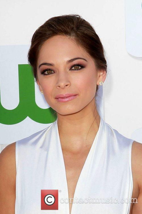 Kristin Kreuk and Beverly Hilton Hotel 4