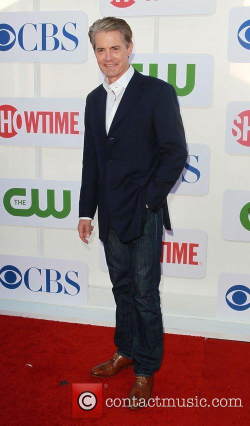 Kyle MacLachlan CBS Showtime's CW Summer 2012 Press...