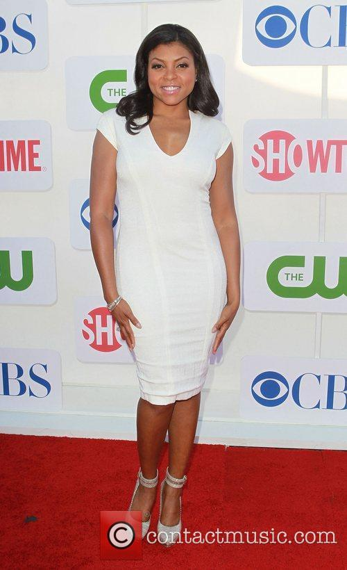 Taraji P Henson and Beverly Hilton Hotel 2